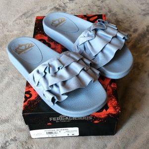 Miller Lite Shoes Beer Flip Flop Sandals Poshmark